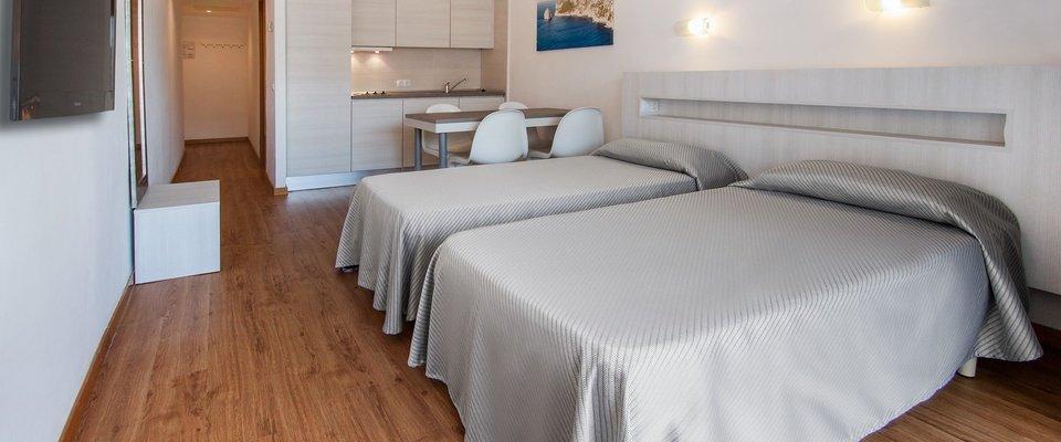 MONOLOCALE CON TERRAZZA Appartamenti Sol y Vera