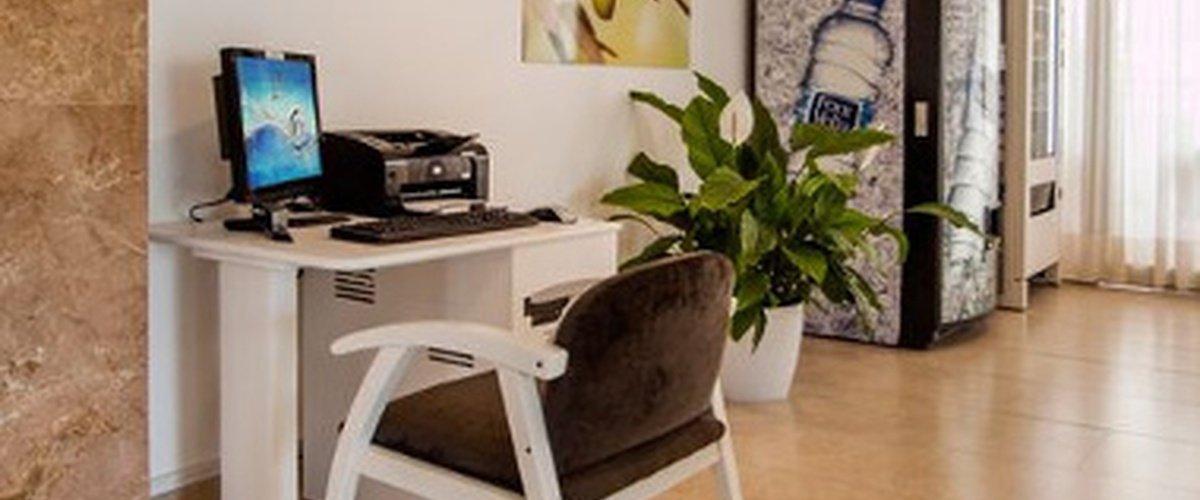 DISTRIBUTORI AUTOMATICI Appartamenti Sol y Vera