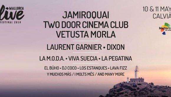 MALLORCA LIVE FESTIVAL 2019 Appartamenti Sol y Vera