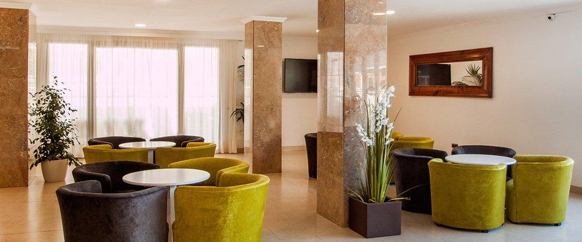 SALA TV Appartamenti Sol y Vera